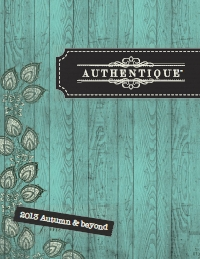 Authentique 2013 Summer Catalogue 15MB