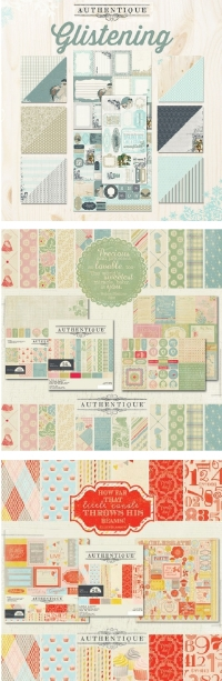 Authentique 2013 October  Catalogue 3MB
