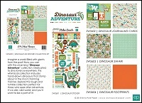 Echo Park  Dinosaur Adventure Mini Theme Catalogue (1MB)