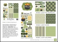 Echo Park Lucky You Mini Theme Catalogue (1MB)