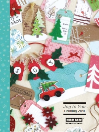 Hero Arts 2011 Joy to You Holiday Catalogue (16MB)