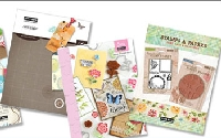 Hero Arts Basic Grey, Sizzix and Calico Studio Catalogues (10MB)