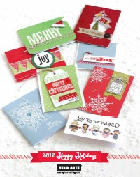 Hero Arts 2012 Christmas Catalogue(7Mb)