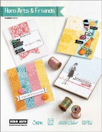 Hero Arts 2012 Summer Basic Grey, Studio Calico & Sizzix(3Mb)