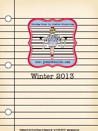 Jenni Bowlin Designs 2013 Winter  Catalogue (1.5MB)