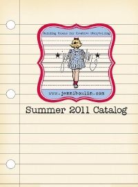 Jenni Bowlin Designs 2011 Summer Catalogue (9MB)