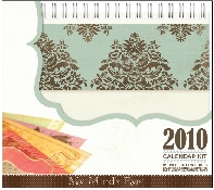 My Mind's Eye2010 Calendar Kit