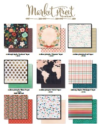 My Mind's Eye 2014 2nd Quarter Catalogue, Market Square & Necessities (4MB)